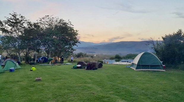 BERG & BUSH Camping at INKOSANA Berg Lodge